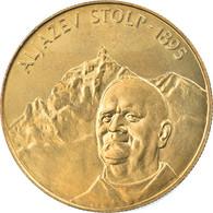 Monnaie, Slovénie, 5 Tolarjev, 1995, FDC, Nickel-brass, KM:26 - Slowenien