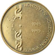 Monnaie, Slovénie, 5 Tolarjev, 1995, SPL+, Nickel-brass, KM:22 - Eslovenia