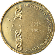 Monnaie, Slovénie, 5 Tolarjev, 1995, SPL+, Nickel-brass, KM:22 - Slowenien