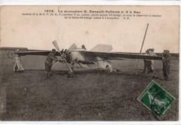 Le Monoplan R.Esnault-Pelterie N 2 à BUC- - Non Classificati