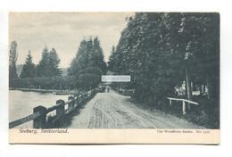 Seeburg, Switzerland - Old Postcard Published By Woodbury Series No. 1302 - LU Lucerne