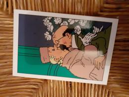 Carte Postale  9x13   Cm  Herge Tintin Milou - Postkaarten