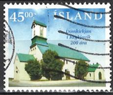 Iceland Island 1996. Mi.Nr. 859, Used O - Gebraucht