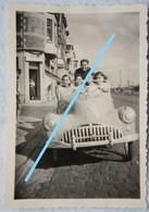 Photo CUISTAX Voiture Circa 1940 Kust - Plaatsen
