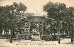 92* ASNIERES Parc - Kiosque - Asnieres Sur Seine