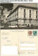 Avellino Palazzo Governo B/N 19dic1980 X Milano - Notizie Terremoto Irpinia !!! - Avellino
