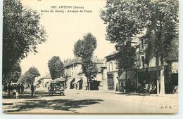 ANTONY - Croix De Berny - Avenue De Paris - Antony
