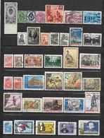 2 Lots Pour 62 Timbres Différents De Russie - Emis De 1883 à 1976 - Ohne Zuordnung