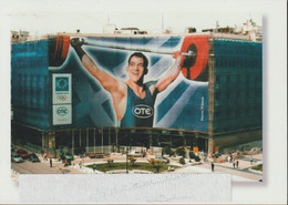 USA E-postcard 2004 OTE New Sponsor For The 2004 Olympic Games In Athens - Posted Via United States Postal Service - Estate 2004: Atene