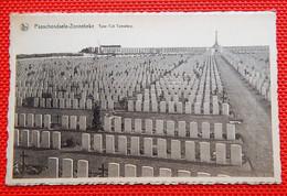 PASSENDALE -  PASSCHENDAELE - Memorial And Tyne Cot Cemetery  - Mémorial Et Cimetière - Zonnebeke