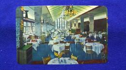 Picture Windows Of The Spacious Dining Room Of Jasper Park Canada - Jasper