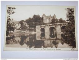 Ma69 * Dept 18 *  Vente Directe   Culan Le Chateau Le Pont Romain - Culan