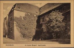 CPA Freyburg Unstrut, Burg Neuenburg, Innenhof, Kapellenseite - Sonstige