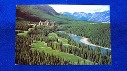The Banff Springs Golf Course Alberta Canada - Banff