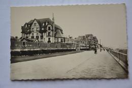 CABOURG-hotel Des Ducs De Normandie-vue De La Digue - Cabourg