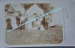 Photox3 DINANT 1901 Orchestre Barquette Etc ... - Lugares