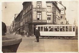 Photo Ancienne Tram Charleroi Mons Hainaut ? - Deportes