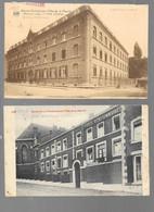 """Ans """"Liège"""" Lot De 2 Cartes Postales-Maison Centrale Et Maison De La Providence Des Filles De La Charité -Circulé-2Scans - Ans"""