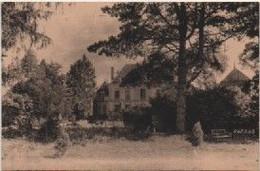 NIEVRE-Amazy-Château De Chevannes Par Tannay - Nevers