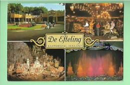 PAYS BAS----KAATSHEUVEL--De Efteling---multi-vues----voir 2 Scans - Kaatsheuvel