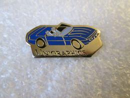 PIN'S   UNIGRAPHICS   CHEVROLET  CORVETTE C 4  CABRIOLET - Corvette