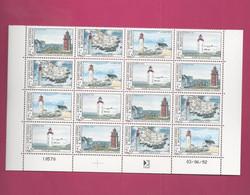 YT N° 563** à 566**** En Bloc De 16 - Saint Pierre Et Miquelon - Aerei