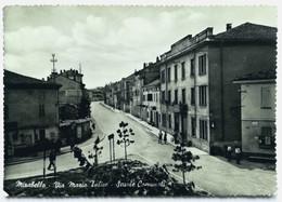 MIRABELLO (ALESSANDRIA) - Via Mario Talice, Scuole Comunali - Other Cities