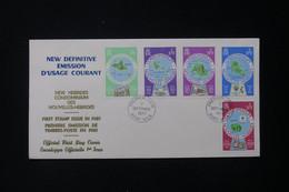 NOUVELLE HÉBRIDES - Enveloppe FDC En 1977 - L 84107 - FDC