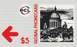 Russia - BCL - St.Isaac Cathedral (1st Reprint) - 2BCLA - Russie