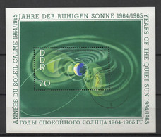 BLOC DDR Oblitéré 1964 MICHEL 22 - Bloques