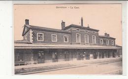 Belgique    Carte Gembloux  La Gare - Gembloux