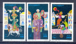 SOMALIE    (WER2703) - Circo