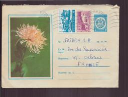 Bulgarie, Enveloppe Du 4 Août 1972 Pour Orléans - Cartas