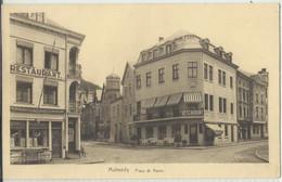 Malmedy -  Place De Rome - Malmedy