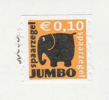Spaarzegel JUMBO Supermarkten Veghel (NL) Olifant-elephant - Cachets Généralité