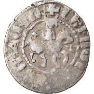 Monnaie, Crusades, Armenia, Levon II, Tram, TB+, Argent - Armenia
