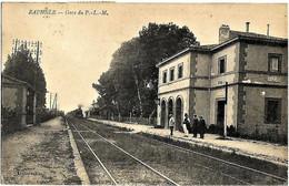 13 BDR RAPHELE Les ARLES Arrivée Du Train En Gare PLM 1905 TBE - Otros Municipios