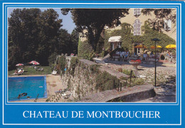 "(14)  MONTBOUCHER SUR JABRON - Restaurant ""Le Castel"" - Other Municipalities"