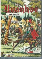 IVANHOE Reliure  N° 58 ( N° 211 + 212 + 213 )  -  MON JOURNAL  1987 - Ivanohe