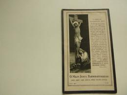 Doodsprentje ( 4834 )  Van Nespen      -   Verrebroeck  St Niklaas       1929 - Obituary Notices