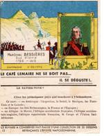 Buvard : Café Lemaire : Le Café Lemaire Ne Se Boit Pas Il Se Déguste - Caffè & Tè