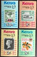 Kenya 1979 Rowland Hill MNH - Kenya (1963-...)