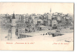 CPA Djedda Jeddah Panorama De La Ville - Saudi Arabia