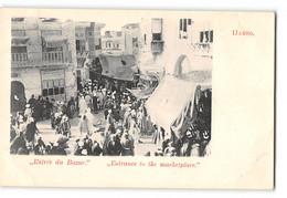 CPA Yambo Entrée Du Bazar - Saudi Arabia