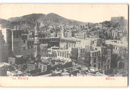 CPA La Mecque - Saudi Arabia