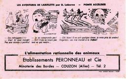 Buvard : Ets Peronneau Couzon 03 : Alimentation Rationnelle Des Animaux - Other
