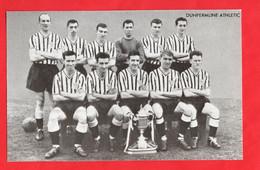FOOTBALL  SOCCER   SCOTLAND DUNFERMLINE ATHLETIC  1TEAM 961    VICTOR TRADE CARD - Soccer