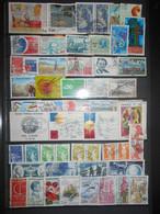 France Collection , 50 Timbres Obliteres - Sammlungen