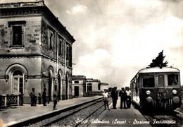 78870- Salice Salentino Lecce Stazione Ferroviaria - Zonder Classificatie