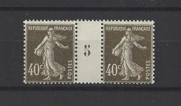 FRANCE.  YT  Millésimes N° 193  Neuf **  1925 - Millésimes
